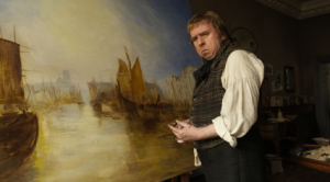 Timothy Spall as Turner in 'Mr Turner'. Credit Simon Mein and Thin Man Films
