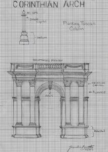 Stowe Corinthian Arch