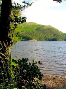 The Lake District, Beatrix Potter's home.