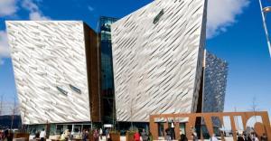 The Titanic Centre, Belfast