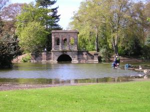 Birkenhead Park, Merseyside