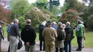Royal Oak's Garden Tour at Rowallane Garden