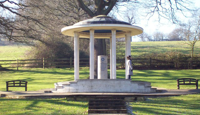 Magna Carta Memorial, Surrey