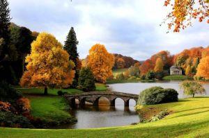 Stourhead's foliage is unbeatable