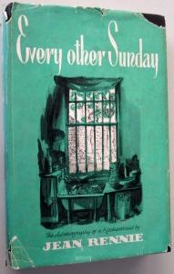 Jean Rennie's memoir of domestic service caused a rumpus on publication in 1955