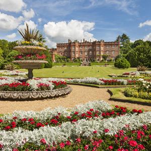 Hughenden, Buckinghamshire. Hughenden was the home of the Victorian Prime Minister Benjamin Disraeli.