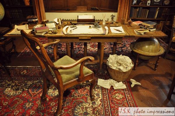Kipling's Desk