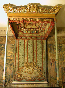 Thomas Roberts Bed Knole