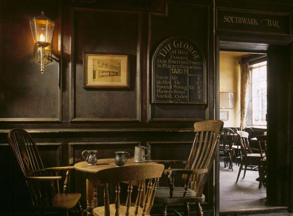 The George Inn, London