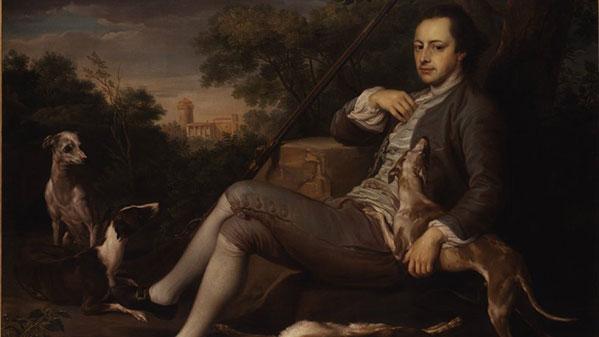Pompeo Batoni (1708-87), Humphry Morice (1723-85), 1761-2 / NT 267114