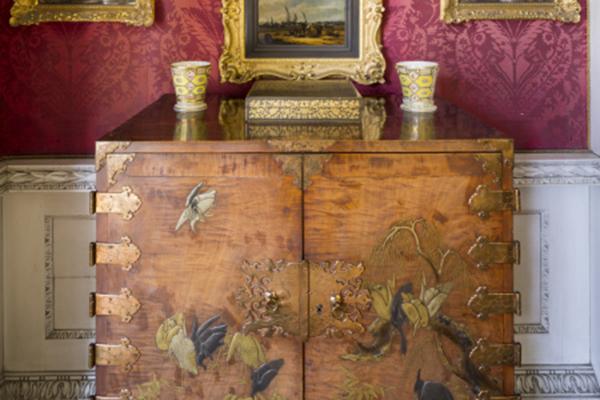The Cabinet Room at Felbrigg Hall, Norfolk
