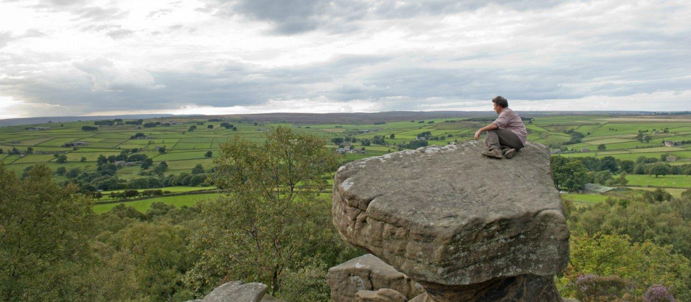 Brimham Rocks National Trust Images/Paul Harris