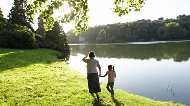 Stourhead, Wiltshire. National Trust Images/Nick Daly