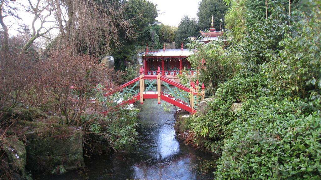 China at Biddulph Grange Gardens. National Trust Images. Paul Harris