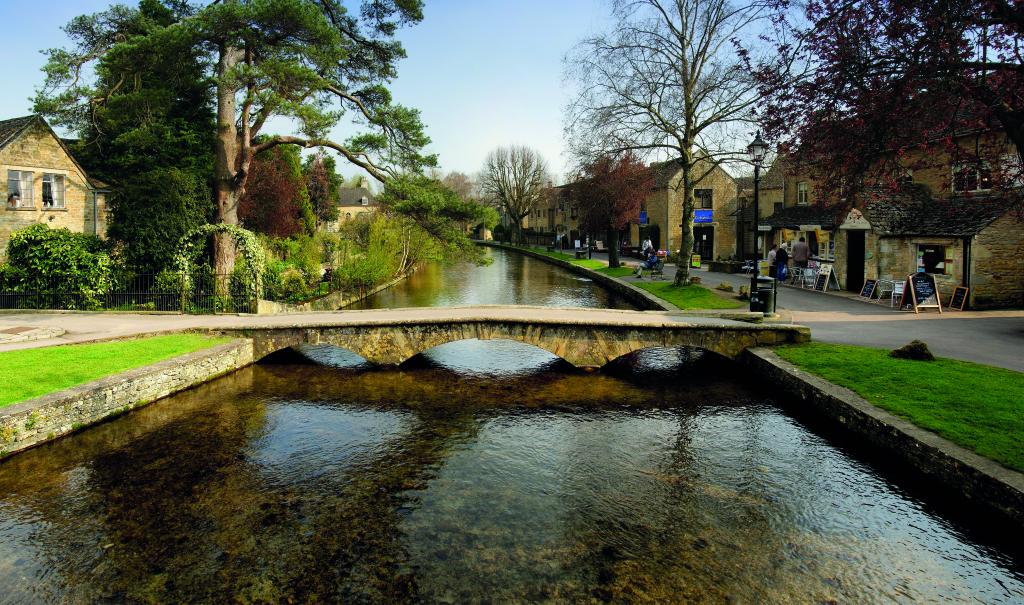 Bourton on Water - via Shutterstock
