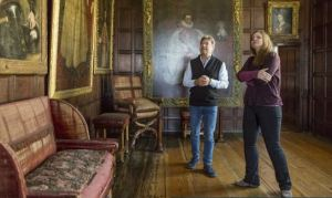 Alan Titchmarsh explores the art collection at Knole