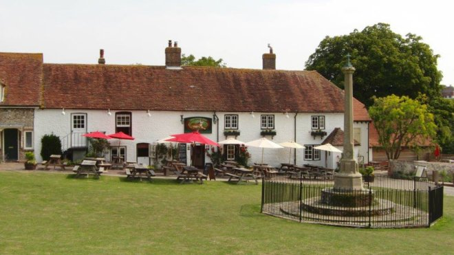 Enjoy a leisurely walk to the Tiger Inn in East Dean National Trust/Natasha Sharma