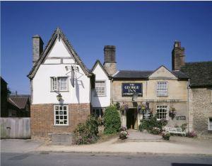 George Inn Lacock National Trust Images Rupert Truman