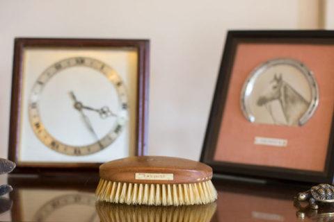 Churchill's bedside table ©National Trust/Ciaran McCrickard
