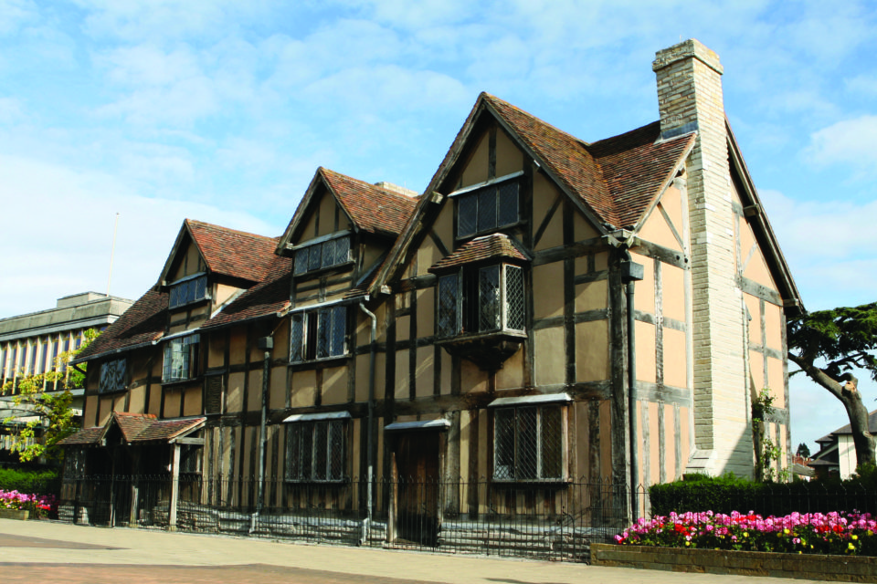 William Shakespeare's Birthplace, Stratford upon Avon