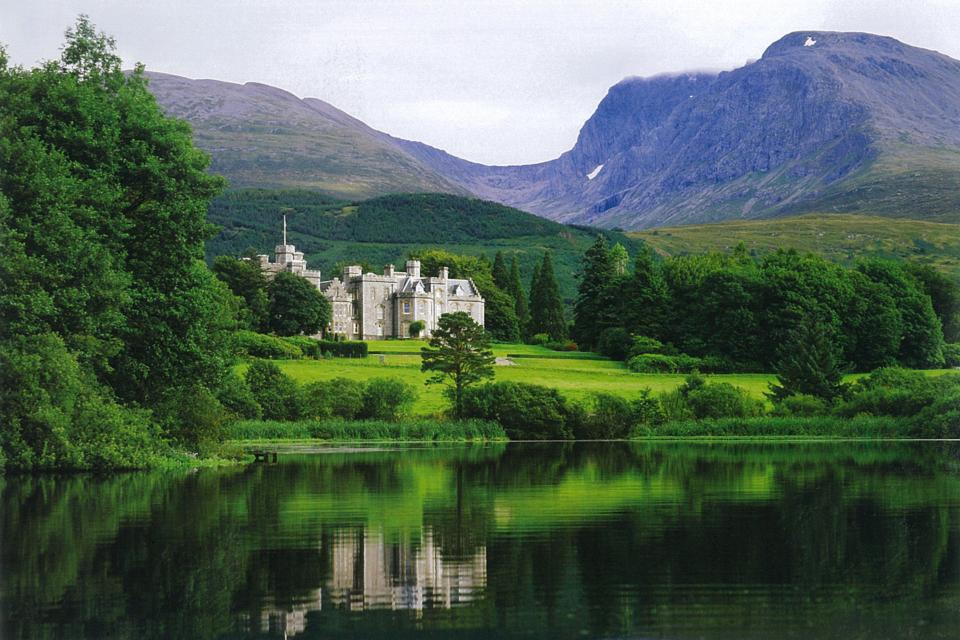 Inverlochy Castle © Inverlochy Castle Hotel