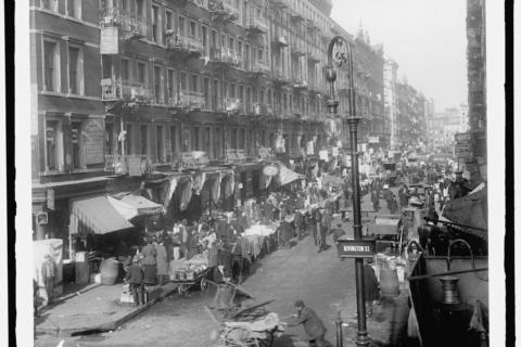 Lower East Side c.1900-1915