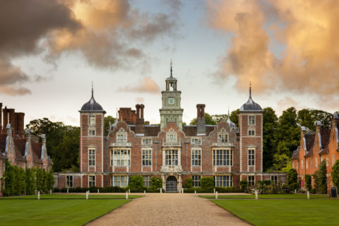 The South Front at Blickling Estate, Norfolk. ©National Trust Images/Andrew Butler