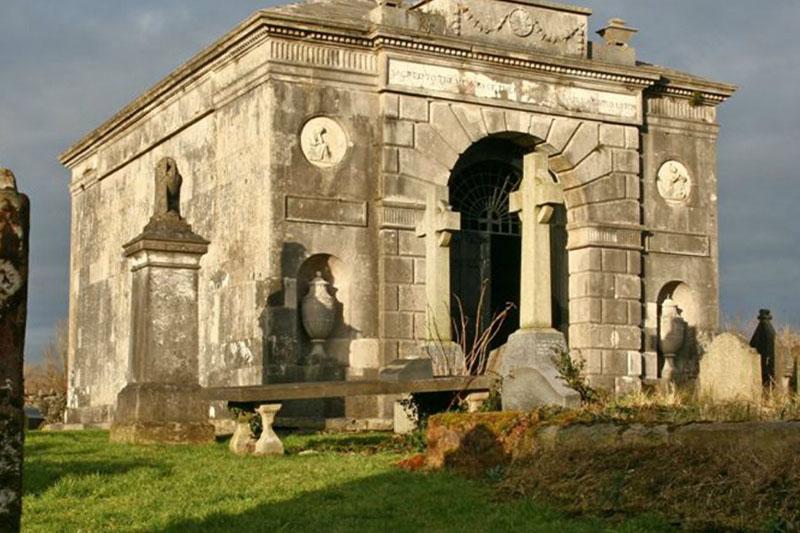 Templetown Mausoleum