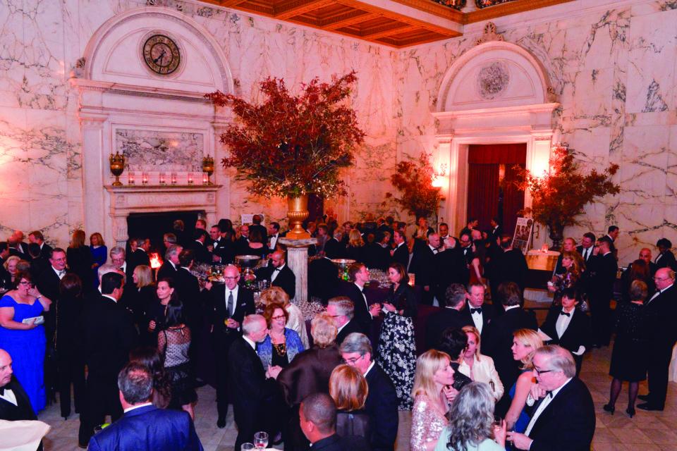 Royal Oak Timeless Design Gala at the Metropolitan Club, New York