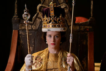 The Crown - ©Alex Bailey,Netflix