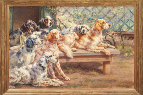 2019 Fall - New York City - Museum of the Dog - The Royal