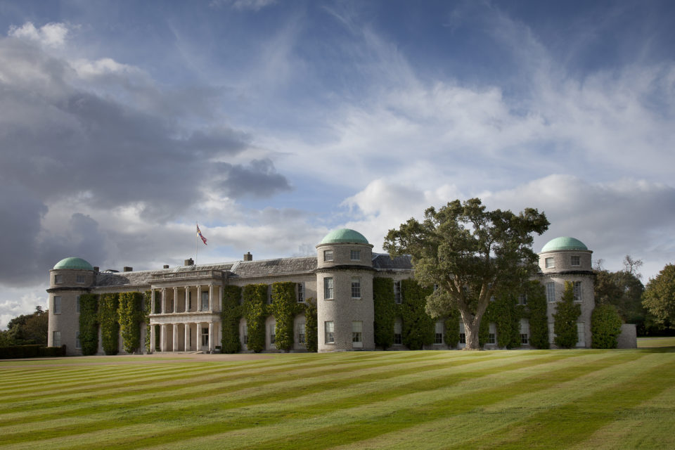 Goodwood House ©James Fennell