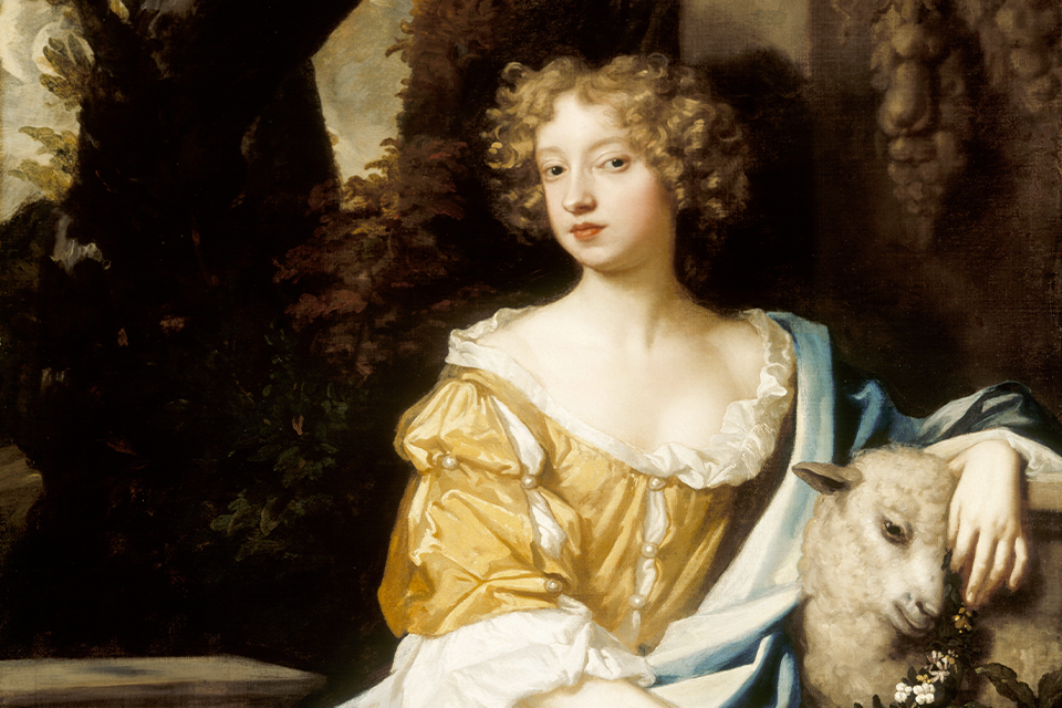 Nell Gwynne, after Sir Peter Lely ©National Trust Images John Hammond