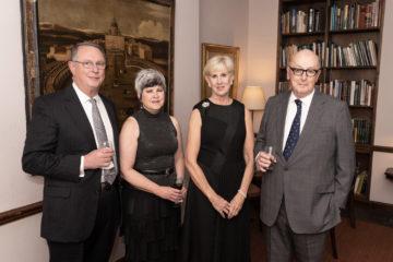 Alan Tucei, Susan Chapman, Lynne Rickabaugh, Duke Of Devonshire ©Annie Watt
