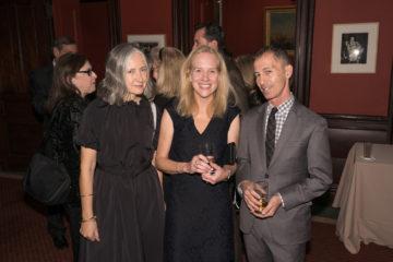 Francesca Connelly, Elise Meslow Ryan, Mark Lewis ©Annie Watt
