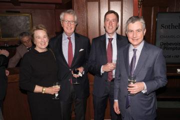 Linda Kelly, George Kelly, Brian Dolan, Tom Kelly ©Annie Watt