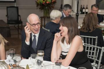 James Goldston, Emily Mortimer ©Annie Watt