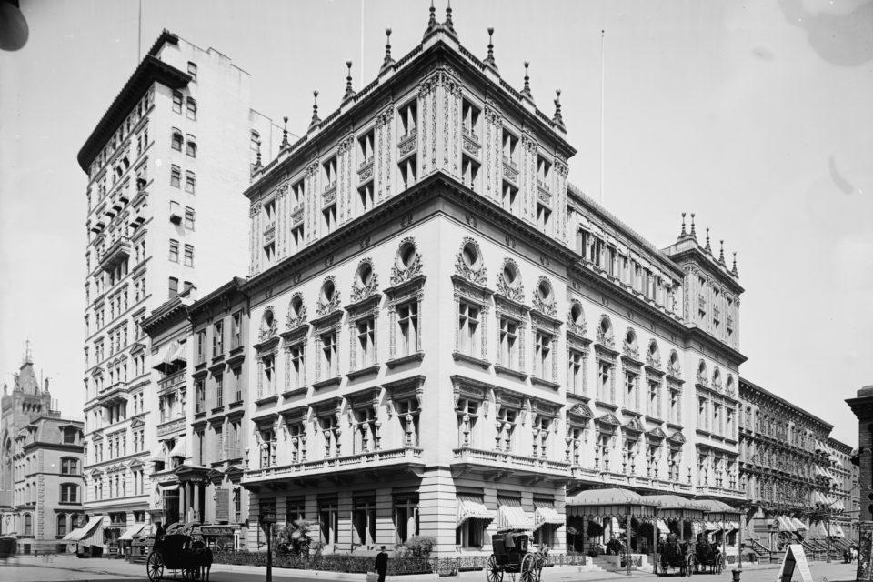 Delmonico's, New York c. 1903