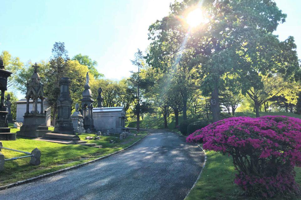 Evergreens Cemetery