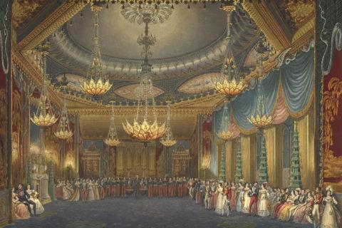 The Royal Pavilion at Brighton, 1827
