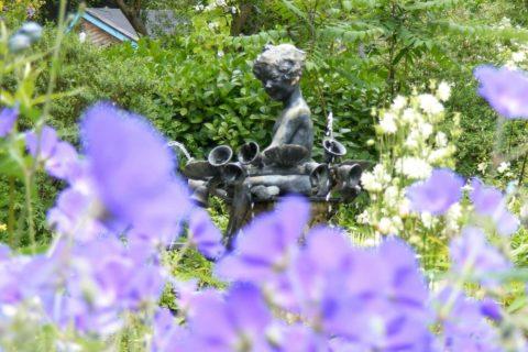 The Mairi Garden at Mount Stewart