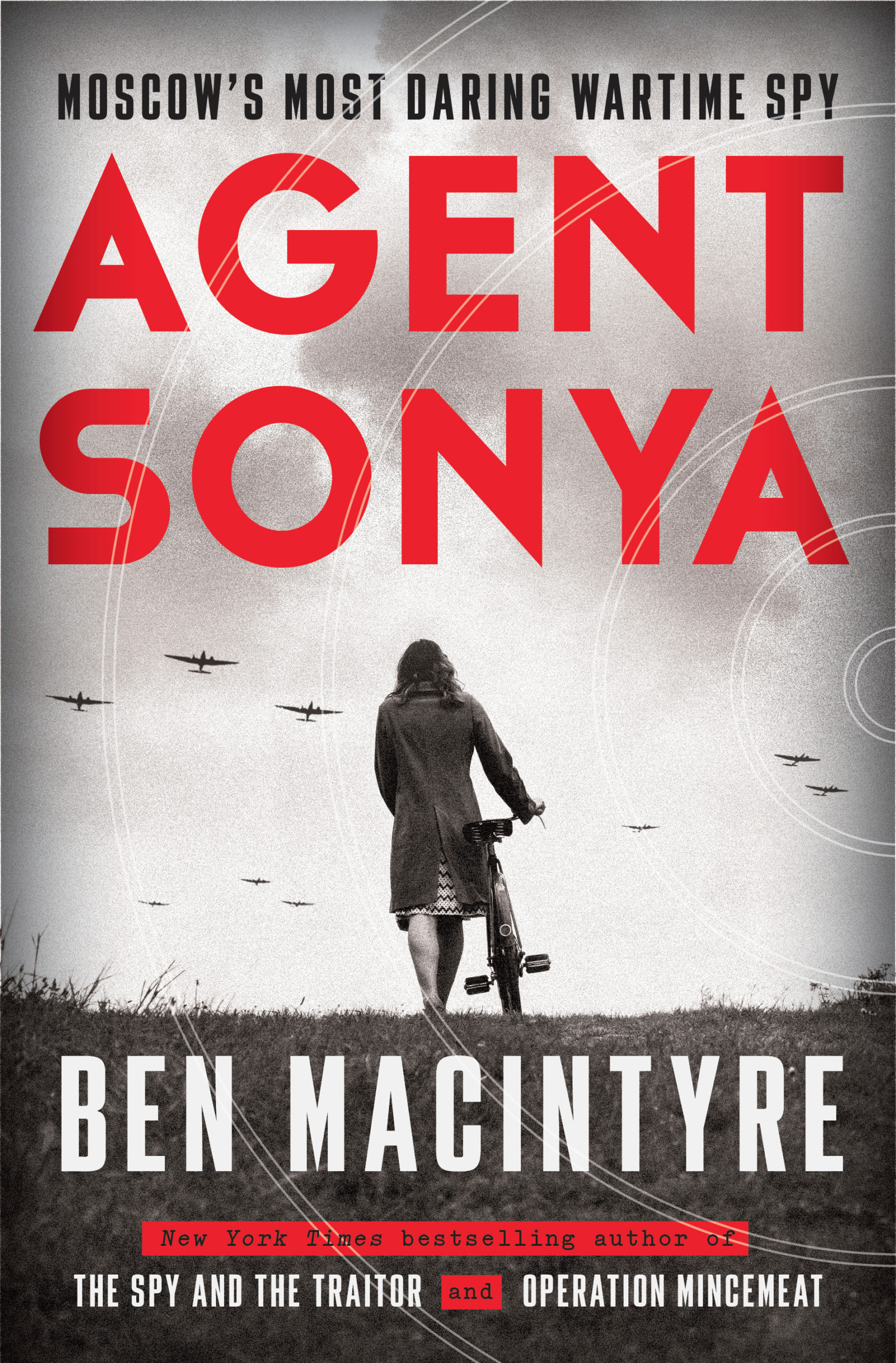 Agent Sonya Book Cover