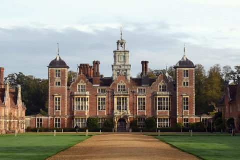 The south front of Blickling Hall © National Trust Images John Millar